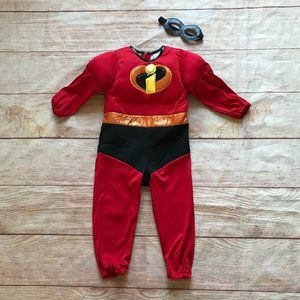 Disney Store | Youth Size XXS Incredibles Costume